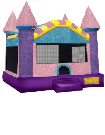Glitter Castle Bounce House Rentals
