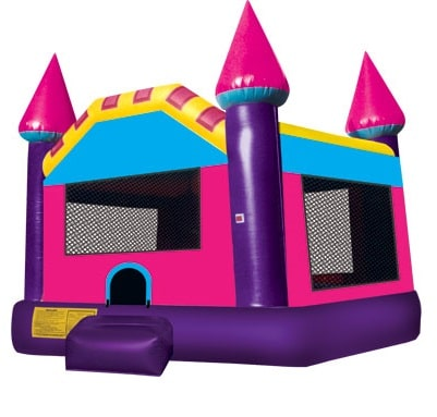 Mini Castle Bounce House Rental