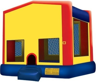 Large Classic Bounce House Info