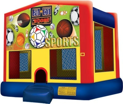 Sports Bounce House Rentals