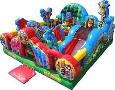 Toddler Playland Bounce House Info