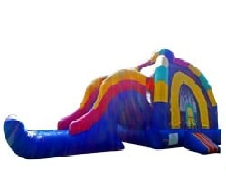 Fundome Slide Bouncer Rentals