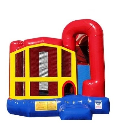 Modular Slide Bouncer Rentals