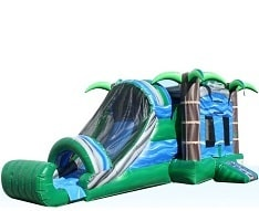 Tropical Slide Bouncer Rentals