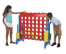 Giant Connect 4 Game Rentals