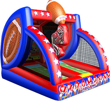 Inflatable Football Game Rentals