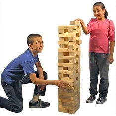 Giant Jenga Tower Rentals