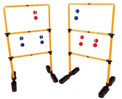 Ladder Toss Bolo Ball Game Rentals