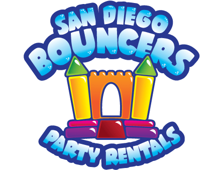 hire kids party bounce houses