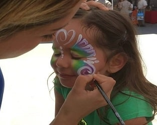 San Diego Facepainting and Kids Party Entertainers