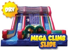Mega Climb and Slide Rentals