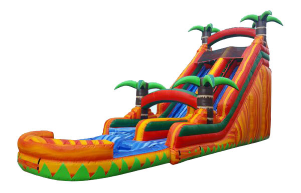 18ft Lava Waterslide Rentals
